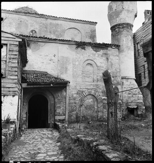 Eski İmaret Camii 1937