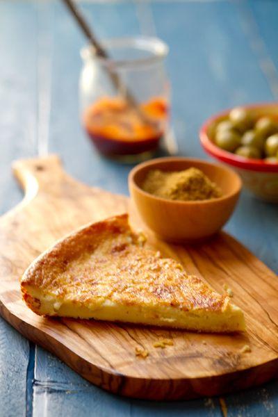 gluten free moroccan flat bread http://www.acommunaltable.com/moroccan-flat-bread/