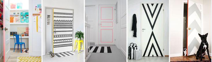 Inspirerende deuren: 4 creatieve opties! - Oh yeah baby!