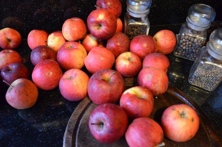 Domowy sposób na ocet balsamiczny z jabłek.