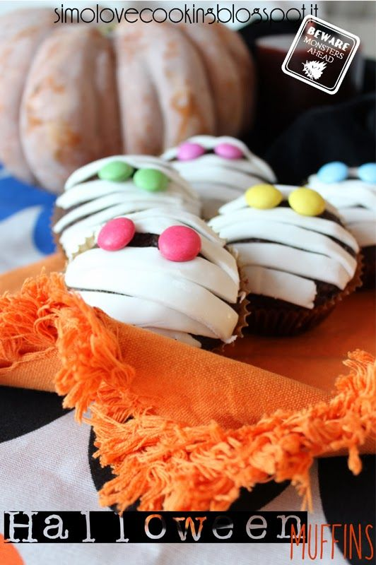 love cooking: Halloween Muffins