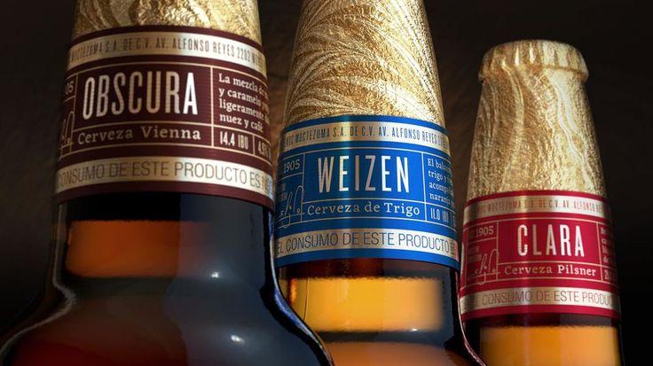 Bohemia Beer — The Dieline - Branding & Packaging