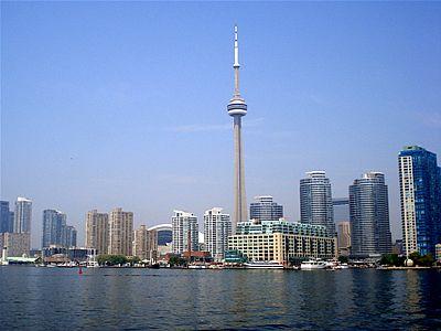 Toronto, Canada for KL