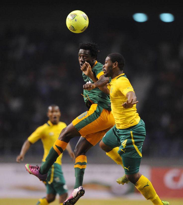 Zambia 5-3 Bafana | Cosafa Cup Semi Final
