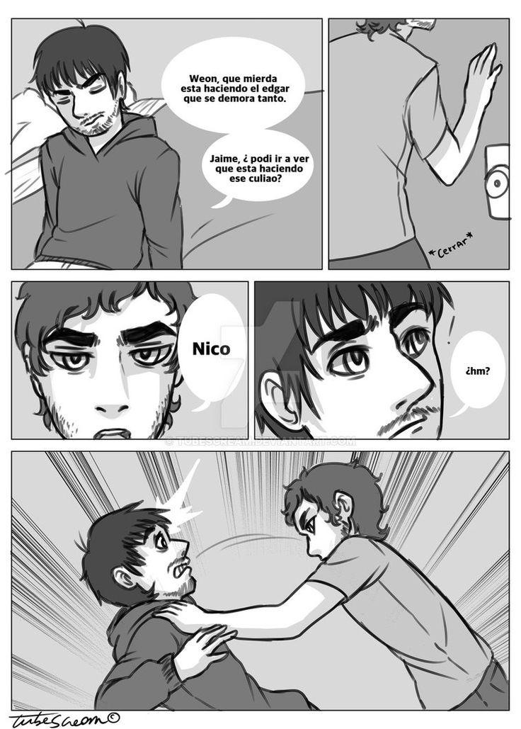 [GOTH] Jainico comic - page1 | by Tubescream