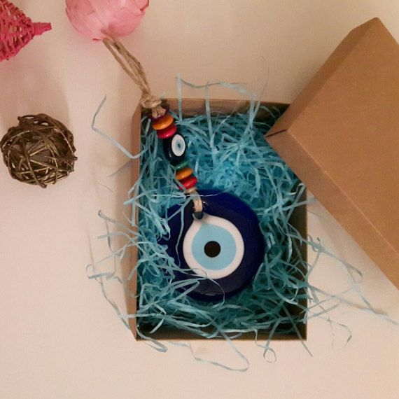 Evil Eye Wall Hanging