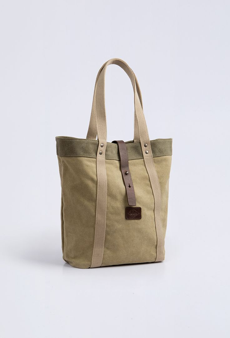 Lee Cooper bag Rodding khaki woman