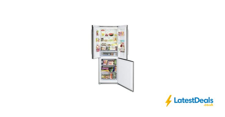 Hotpoint American Fridge Freezer S/S £422.99 with Code at Argos