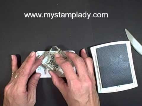 ▶ Envelope Punch Board Gift Card Envelope - YouTube