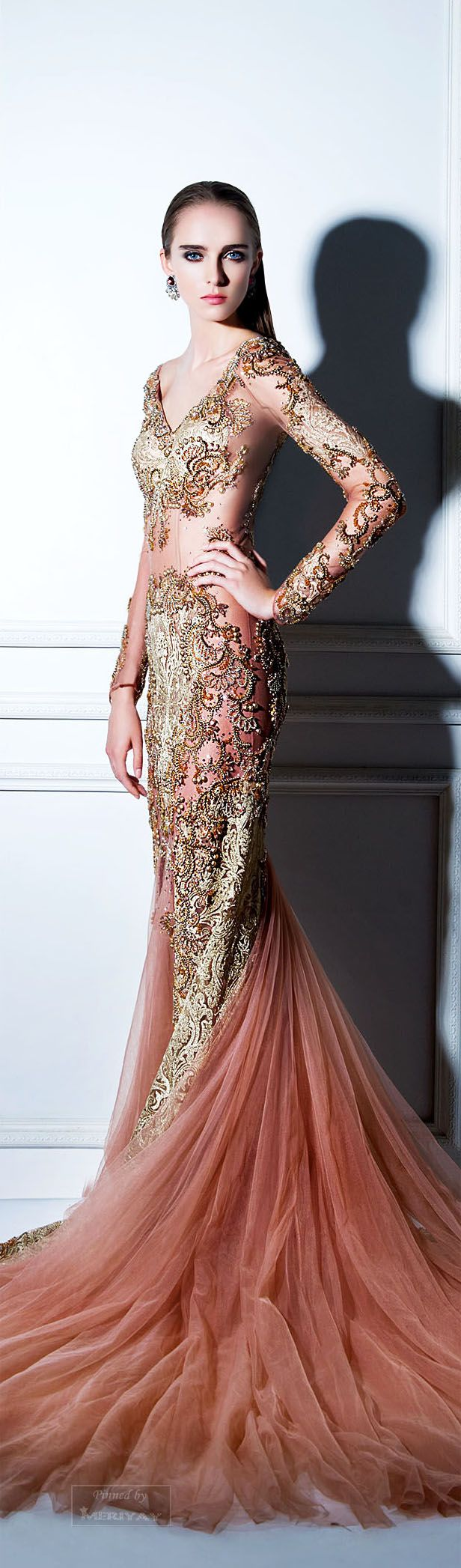 Dany Tabet.Fall-winter.2014/2015.