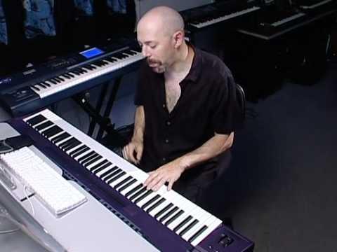 Jordan Rudess Keyboard Madness: II.- Performance Programming