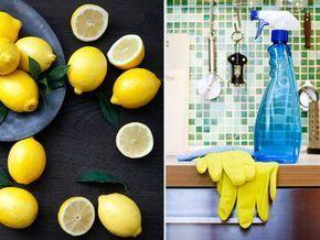 Städa med citron – 10 saker du kan ha det till | Leva & bo