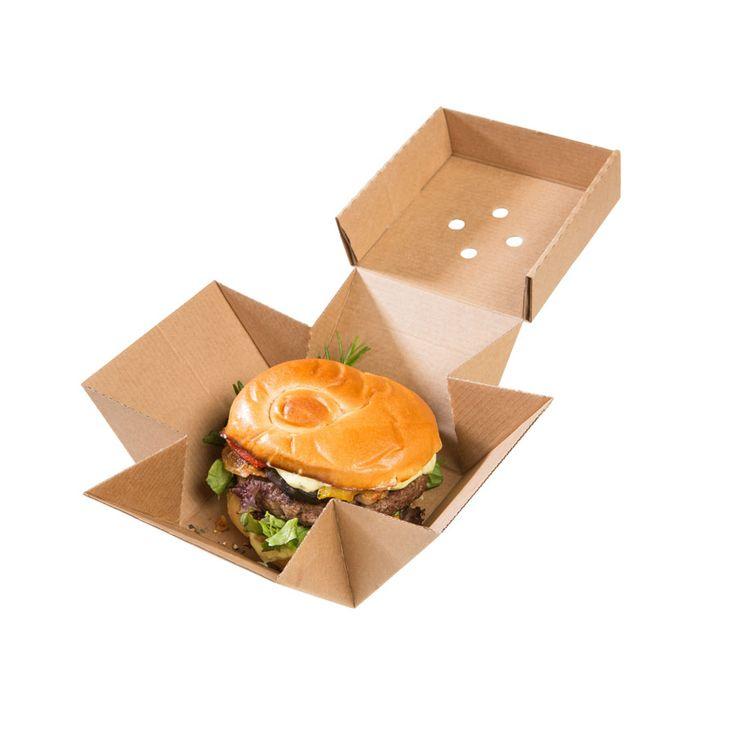 die besten 25 burger verpackung ideen auf pinterest burger branding essen zum mitnehmen und. Black Bedroom Furniture Sets. Home Design Ideas