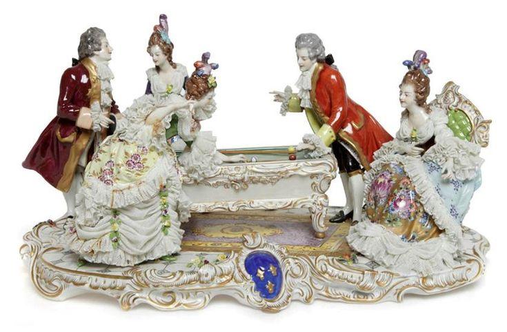 33 Best Dresden Figurines Images On Pinterest Dresden