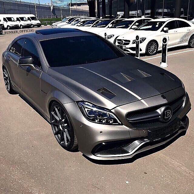 Mercedes-Benz Brabus C63 600hp #mercedes #amg #brabus