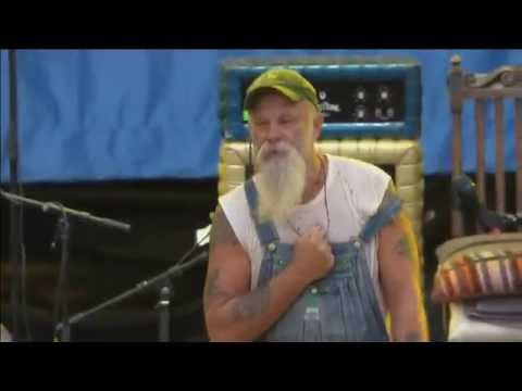 ▶ Seasick Steve Live at Paleo festival de Nyon Concert 2014 - YouTube
