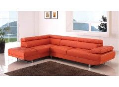 Kenny Leather Lounge Set