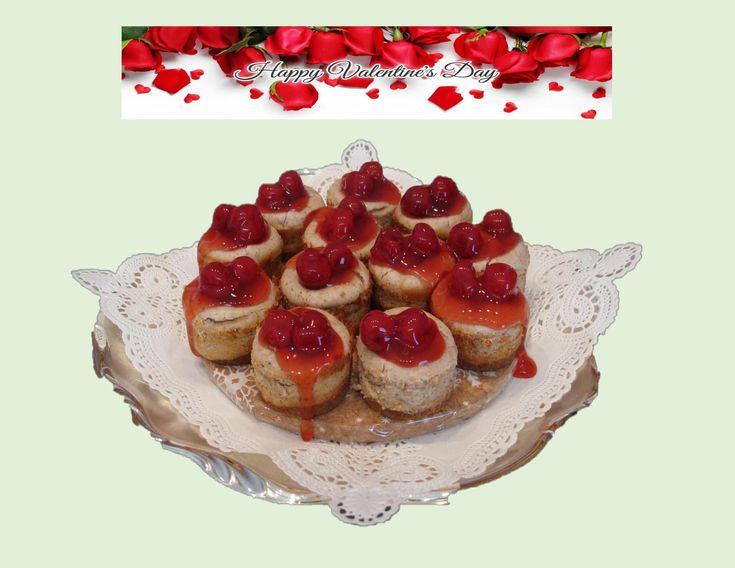 Cherry Chai Cheesecake Bites - Powered by @ultimaterecipe