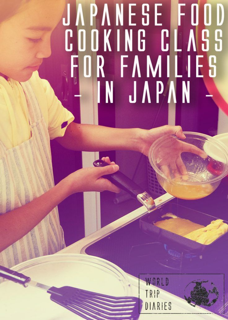 Everyone loves Japanese food, so why not learn to make it while in Japan? We took the kids to a cooking class and here's how it was! #worldschool #nagoya #japan #travel