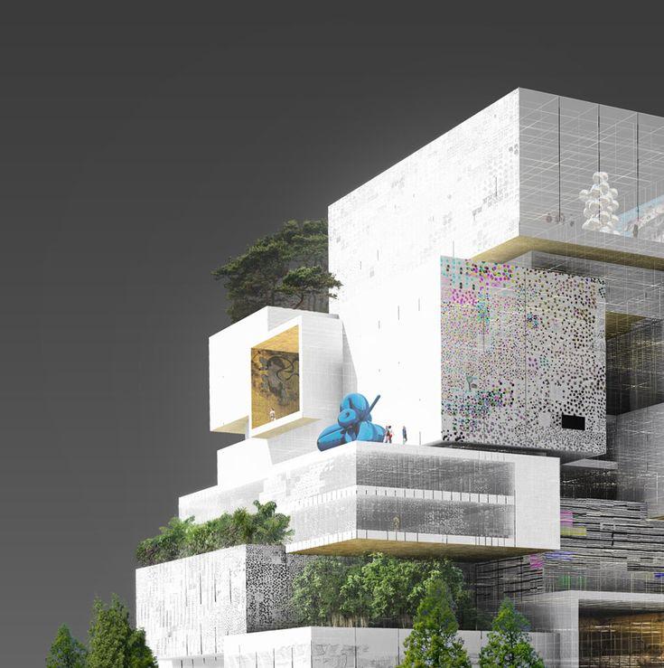 kubota & bachmann architects: new taipei city museum of art
