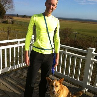 Go Running with your Dog! Build a Hands Free Leash