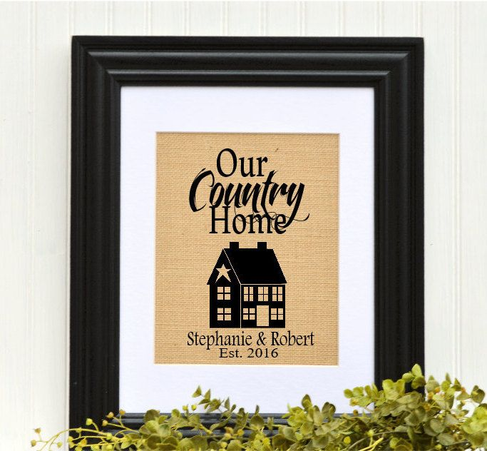FRAMED House Warming Gift |Best Housewarming Gifts|Personalized Housewarming Gifts |  Good Housewarming Gifts | Housewarming Gifts Ideas by BlessedHomesteadShop on Etsy