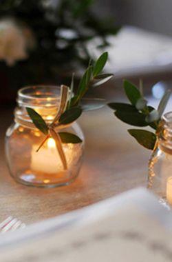 ♛ η ξανθιά λέει...... : .........στολισμός γάμου με θέμα την ελιά