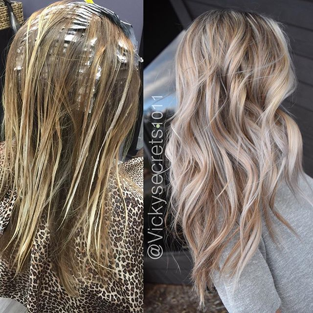 Best 25 Foil Highlights Ideas On Pinterest Bangs And
