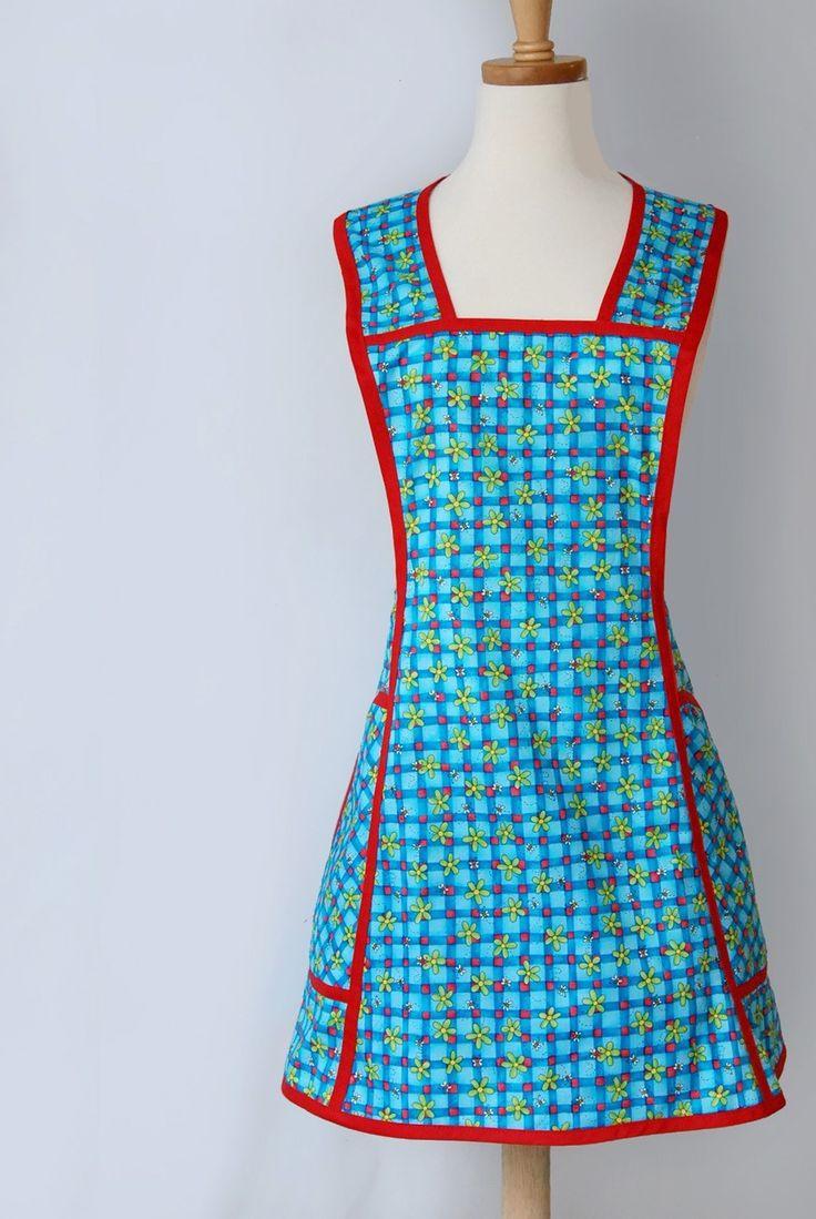85 best vintage aprons images on Pinterest | Vintage apron, Apron ...
