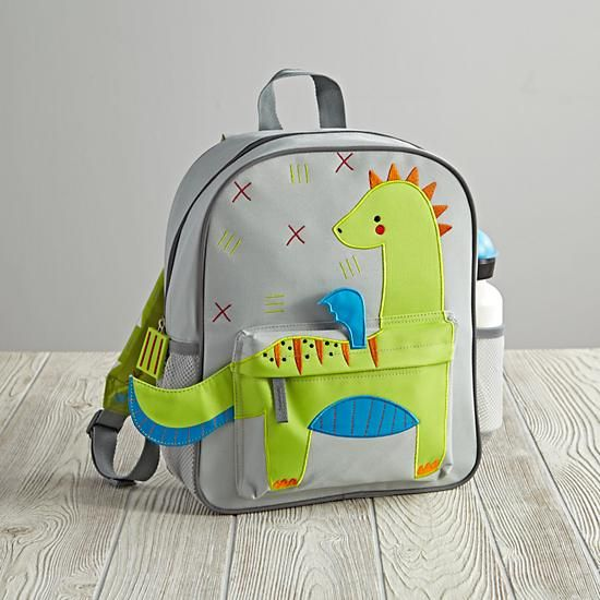 Wild Side Backpack (Dino)  | The Land of Nod