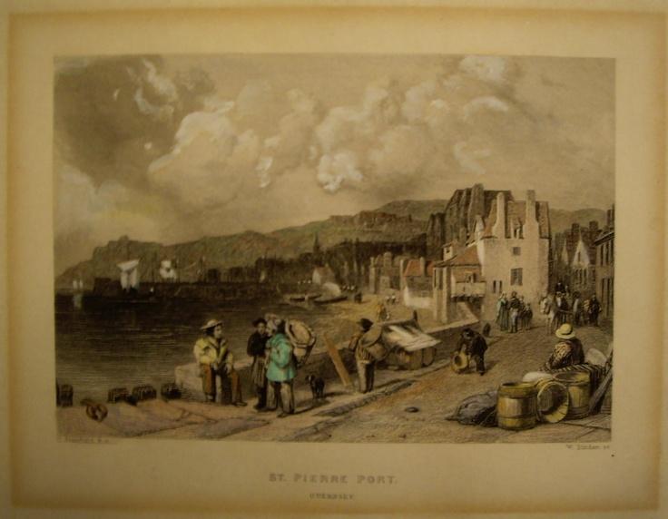 Glategny Esplanade, 1836.