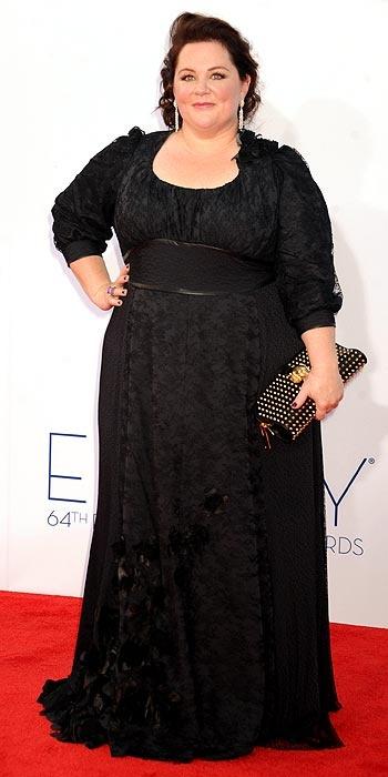 Melissa McCarthy - 2012 Primetime Emmy Favorites