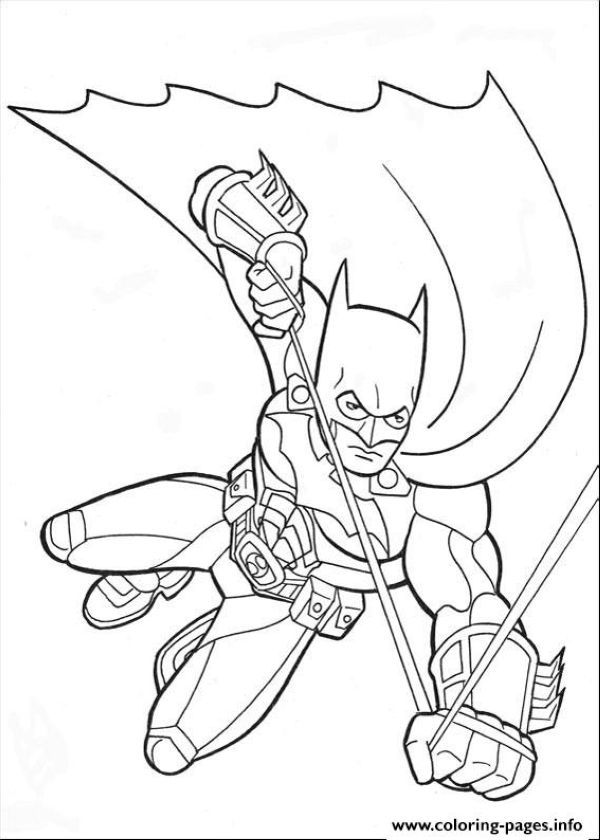 Printable Batman Flying Coloring Pages Printable Who Doesn T Know Batman Maybe All Dc Fans A Batman Coloring Pages Lego Coloring Pages Cartoon Coloring Pages