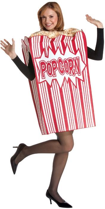 Déguisement pop corn adulte : Deguise-toi