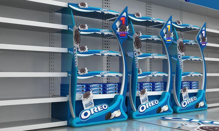 Oreo SD on Behance