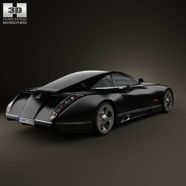 Image result for maybach exelero blueprint