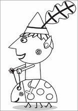 Malebog. Tegninger Ben og Hollys lille Kingdom13