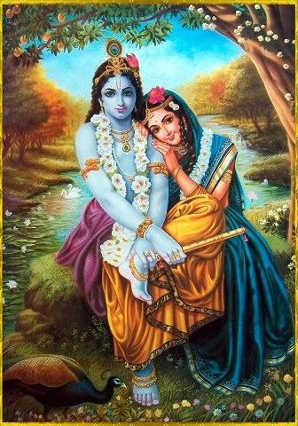 Radha & Krsna  LOVE
