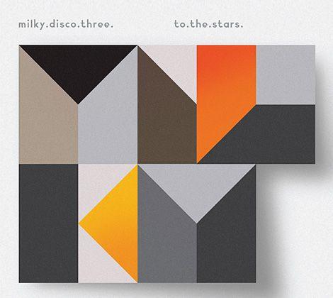 non-format   milky disco three (cd package design) (via www.buamai.com)