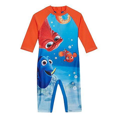 Disney PIXAR Finding Dory Boys' multi-coloured 'Finding Dory' sunsafe | Debenhams