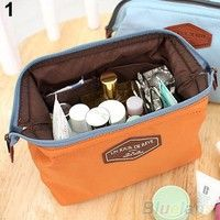 Wish | Portable Cute Multifunction Beauty Travel Cosmetic Bag Makeup Case Pouch Toiletry