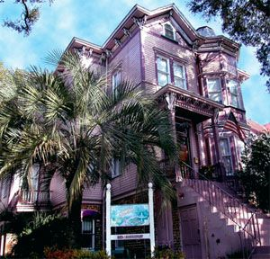 Amethyst Inn Bed And Breakfast Savannah Ga