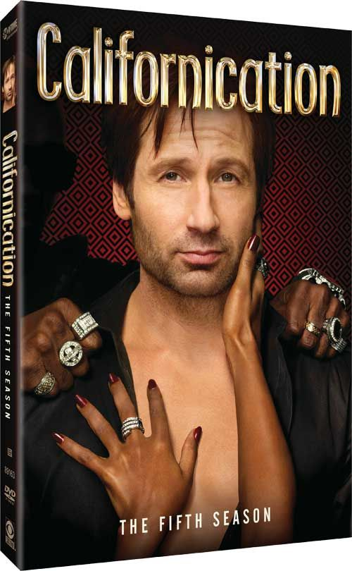 David Duchovny (The X-Files returns as Hank Moody in Showtime's  just-announced December DVD release of Californication - Season Bonus  material.