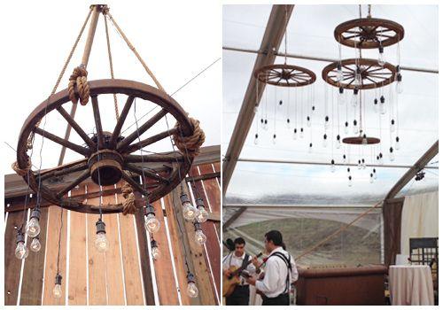 Best 25 Wheel chandelier ideas on Pinterest
