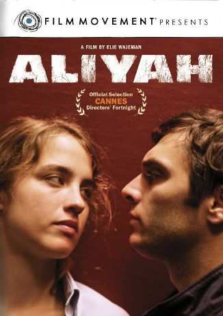 """Aliyah / starring Pio Marmaï, Cédric Kahn, Adèle Haenel, Guillaume Gouix, Sarah Le Picard, with Mar Sodupe, Jean-Marie Winling, David Geselson, Olivier Desautel, Michael Abiteboul / Alex, a young Parisian drug dealer, longs to make a new beginning by opening a restaurant in Tel Aviv with his cousin and make """"aliyah"""", the immigration of Diaspora Jews to Israel, but he must face conflicts that include leaving the city he loves"""
