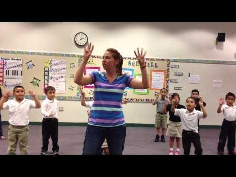 Gestures for 7 Habits of Happy Kids - YouTube                                                                                                                                                      More
