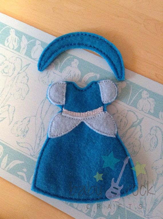 Hey, I found this really awesome Etsy listing at https://www.etsy.com/listing/177585834/cinderella-inspired-outfit-for-felt-non