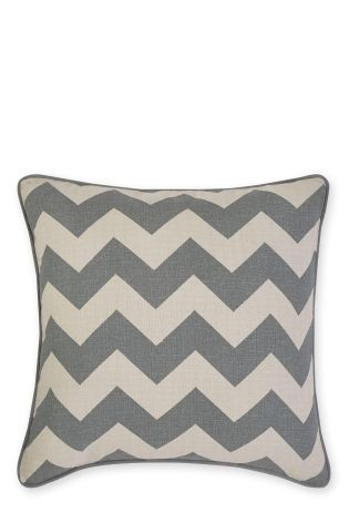 Buy Chevron Print Cushion from the Next UK online shop