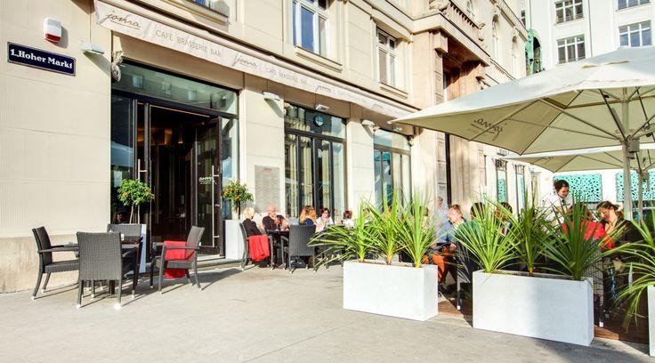 JOMA Wien - Cafe - Brasserie - Bar - Joma Wien -Restaurant Wien - hotels mit glutenfreier küche auf mallorca