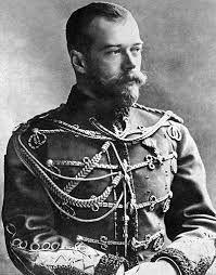 (Tsaar) Nicolaas II Aleksandrovitsj - Николай II Александрович Hij leefde van 1868 tot 1918. Hij van 'Tsaar' van Rusland, koning van Finland en Polen. Hij regeerde ook met ijzeren vuist in Rusland.